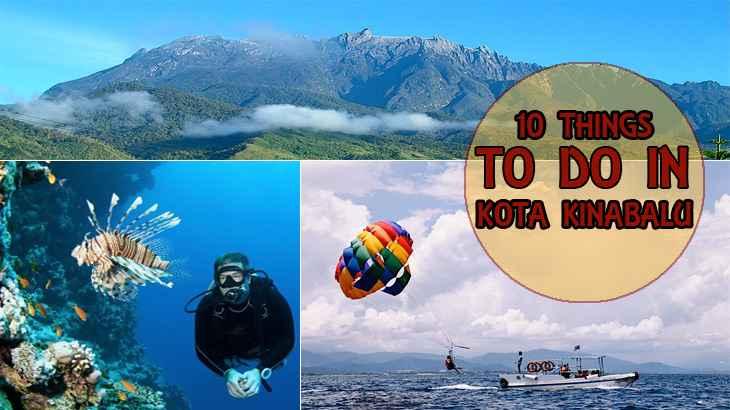 Things to Do in Kota Kinabalu Malaysia