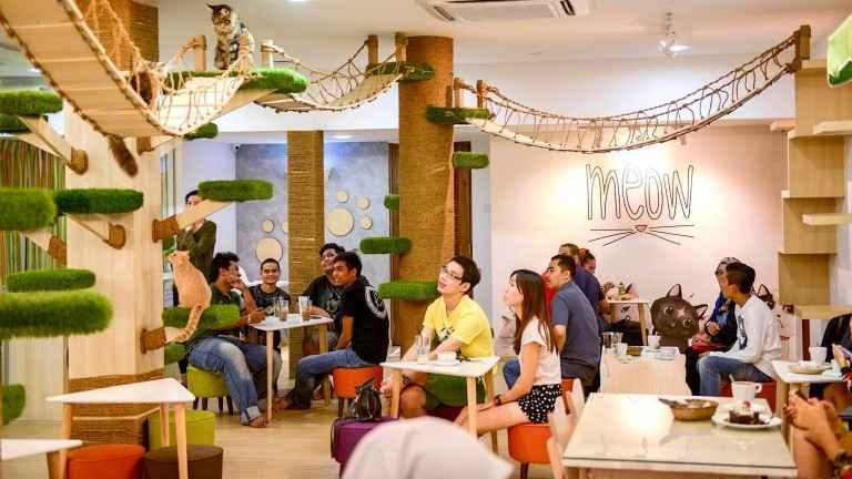 Cafes in Johor Bahru Malaysia