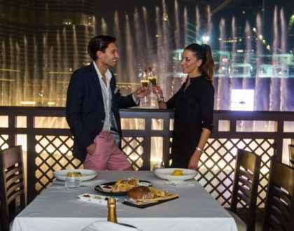 15 Super Romantic Restaurants in Dubai