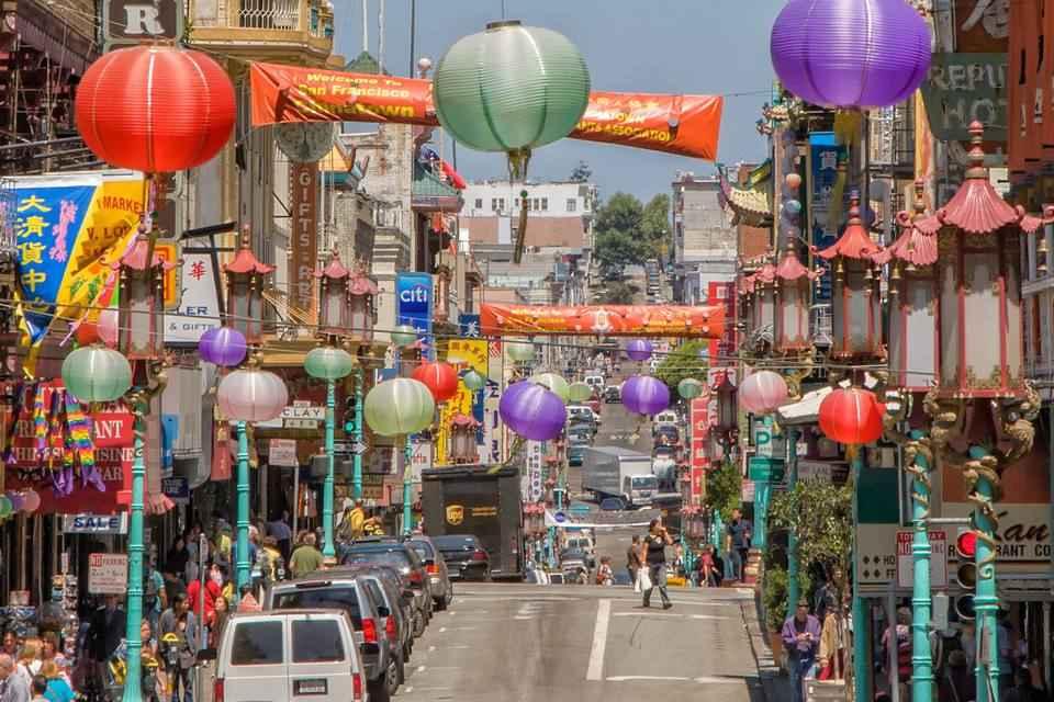 Chinatown Walking Tour